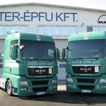 Nemzetközi kamionsofőr állás (minden második hétvégé otthon)