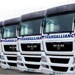 Gyakorlott nemzetközi kamionsofőr állás