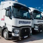 ADR-el nemzetközi kamionsofőr állás