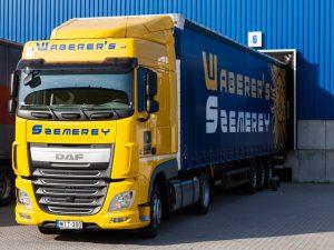 Belföldi kamionsofőr állás