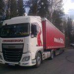 Gyakorlott kamionsofőröket keresünk, kiemelkedő bérrel!