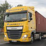 Konténeres kamionsofőr állás