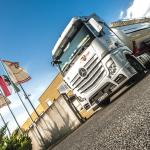 Tartányos szerelvényre kamionsofőr állás