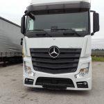 Szlovák céghez szlovák bejelentéssel keresek kamionsofőrt