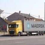 Nemzetközi konténeres kamionsofőr állásajánlat