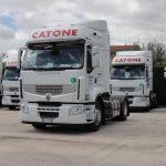 Nemzetközi hűtős munkára kamionsofőrt keresünk
