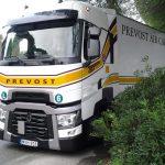 Nemzetközi kamionsofőrt keresünk kiemelkedő körülmények közé
