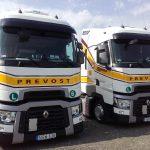 Nemzetközi kamionsofőr állás ADR-el!