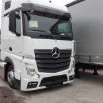 Szlovák bejelentéssel nemzetközi kamionsofőr állás