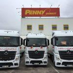 Belföldi kamionsofőr állás Alsónémedi vagy Karcag telephelyre